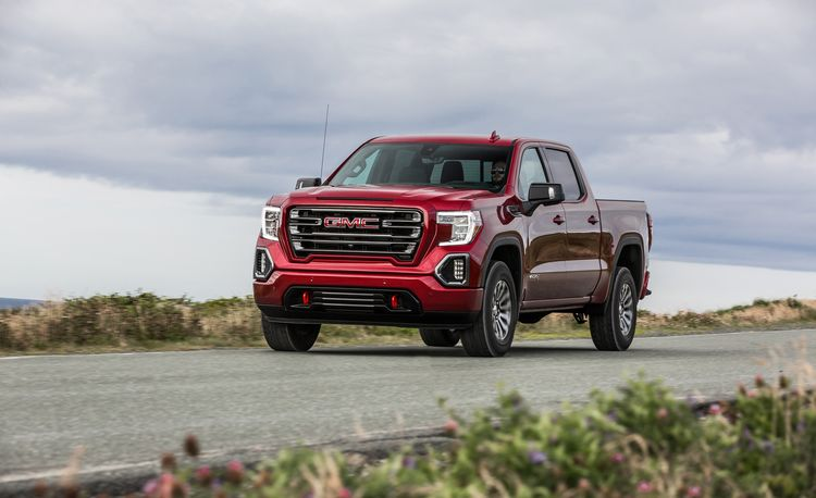 2019 GMC Sierra AT4 Arrives as a Mild Trail Upgrade | News ...