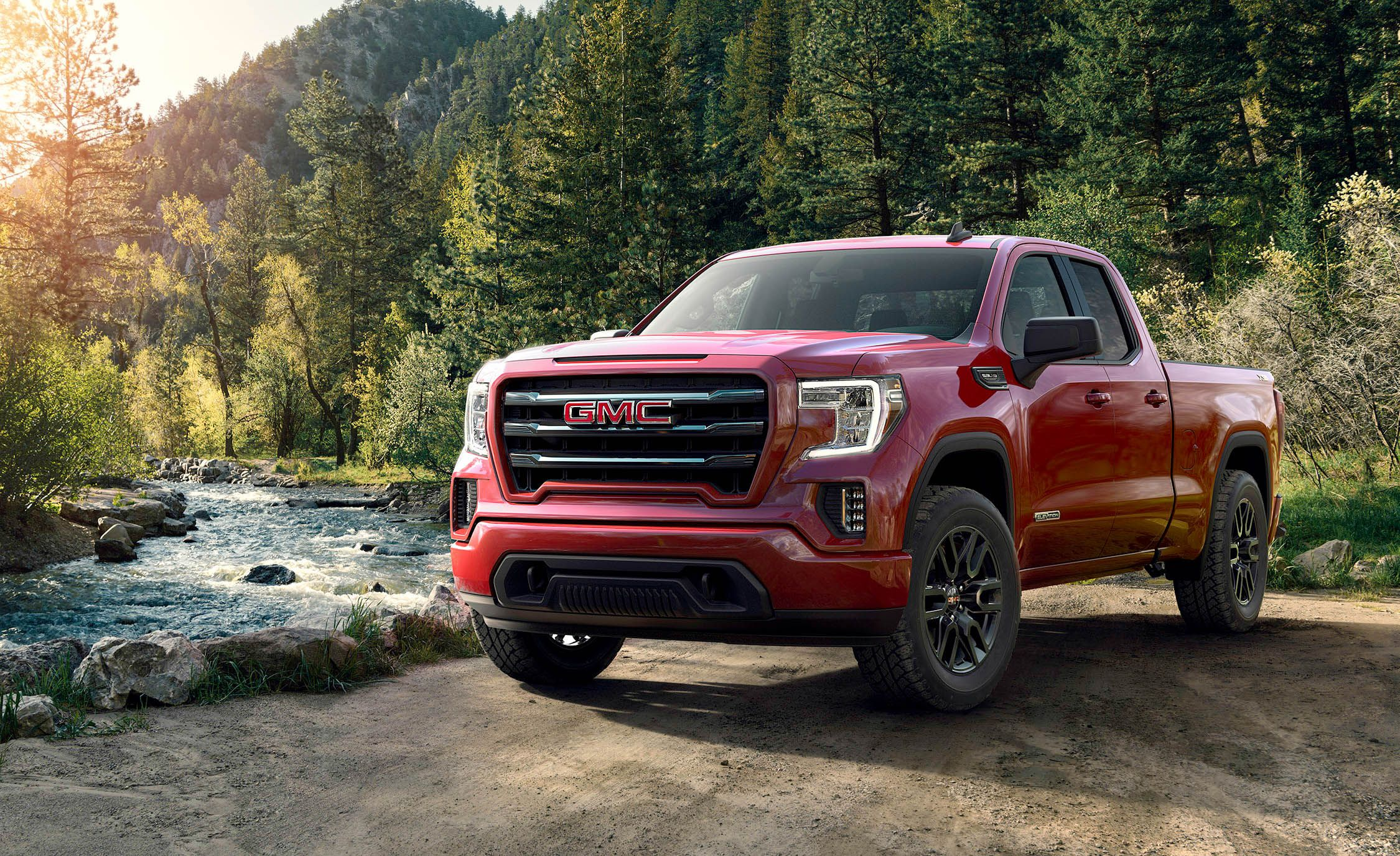 Small Chevy Suv >> 2019 GMC Sierra Elevation to Offer Turbocharged Four-Cylinder Engine | News | Car and Driver
