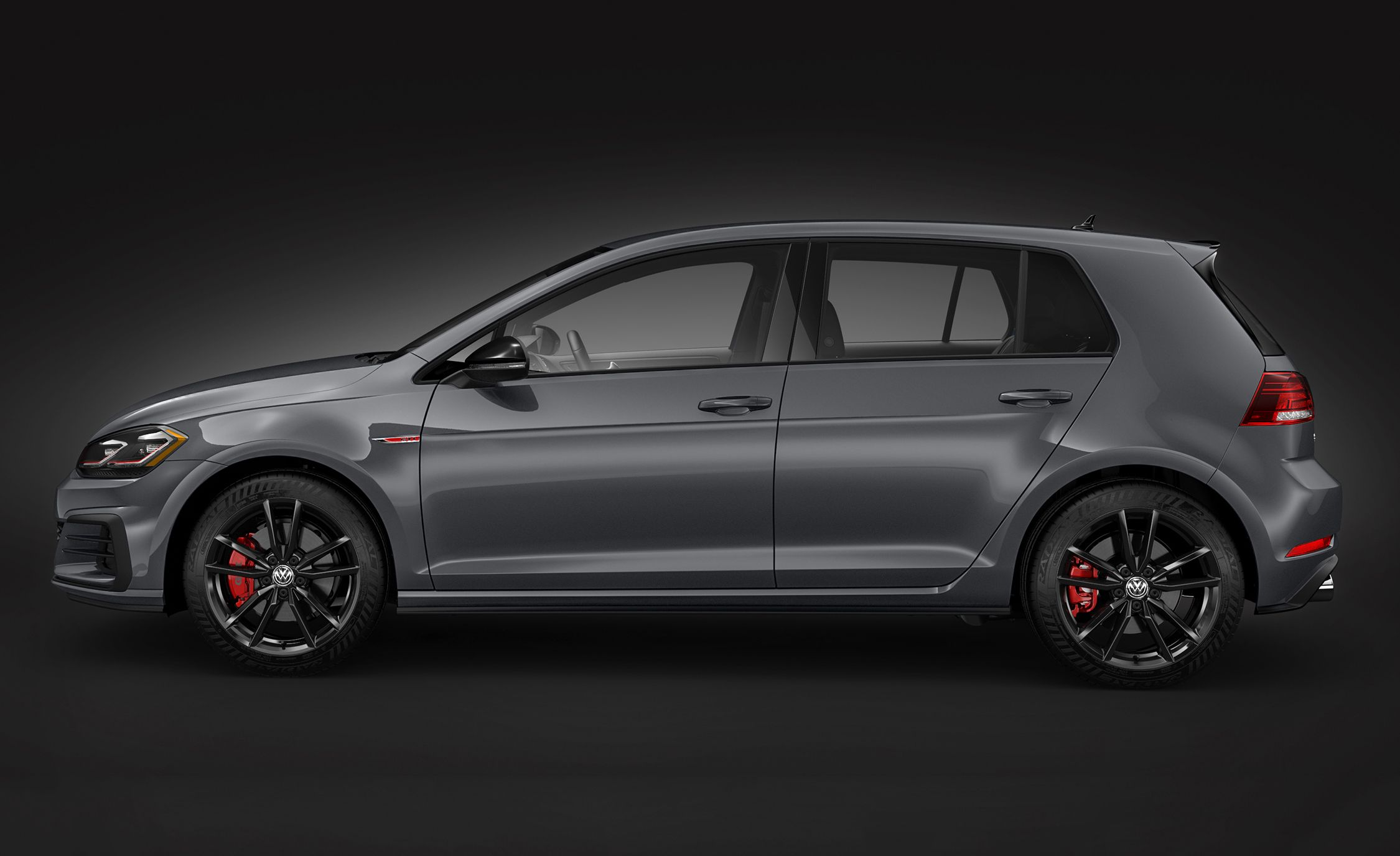 The 2019 Volkswagen Golf GTI Adds More Power and a Rabbit Edition