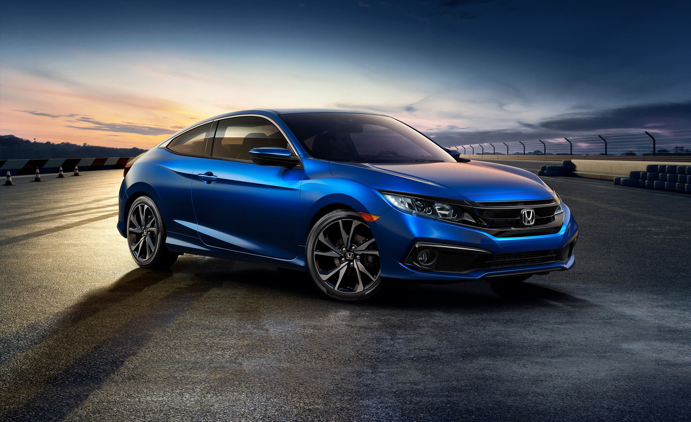 The 2019 Honda Civic Gets Revised Styling And A Volume Knob