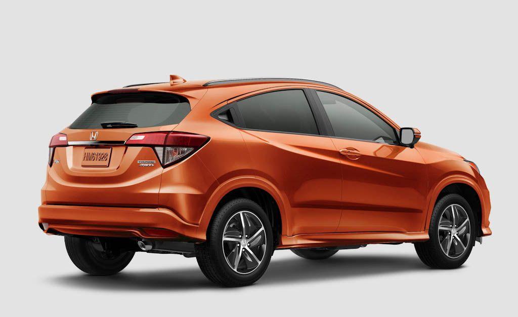 Honda Hr V Reviews Price Photos And Specs Car Driver