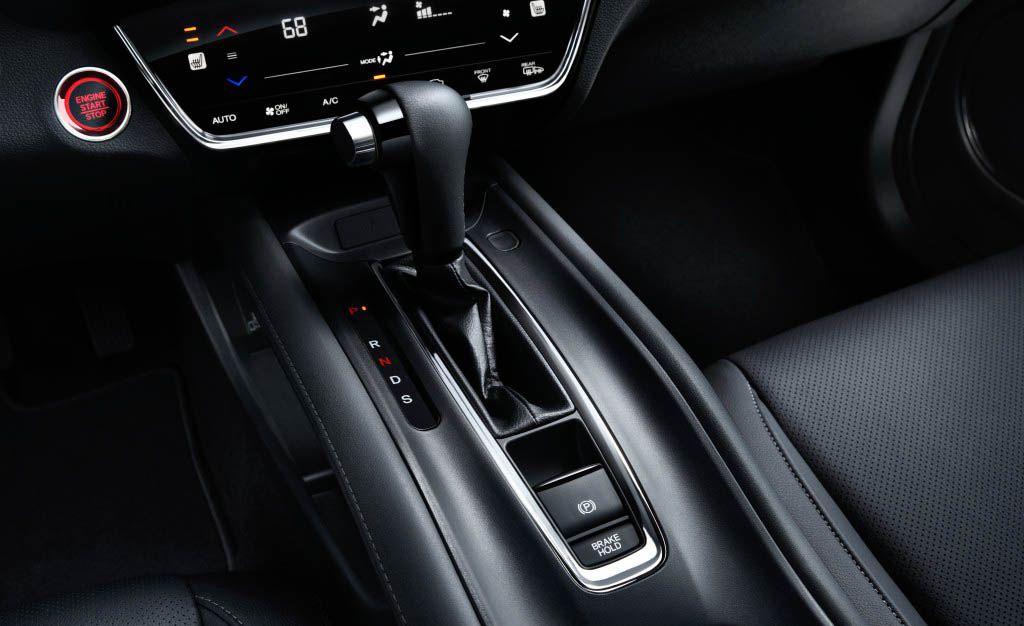 hrv manual transmission