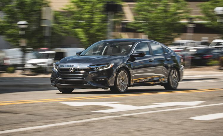 2019 Honda Insight In-Depth Review