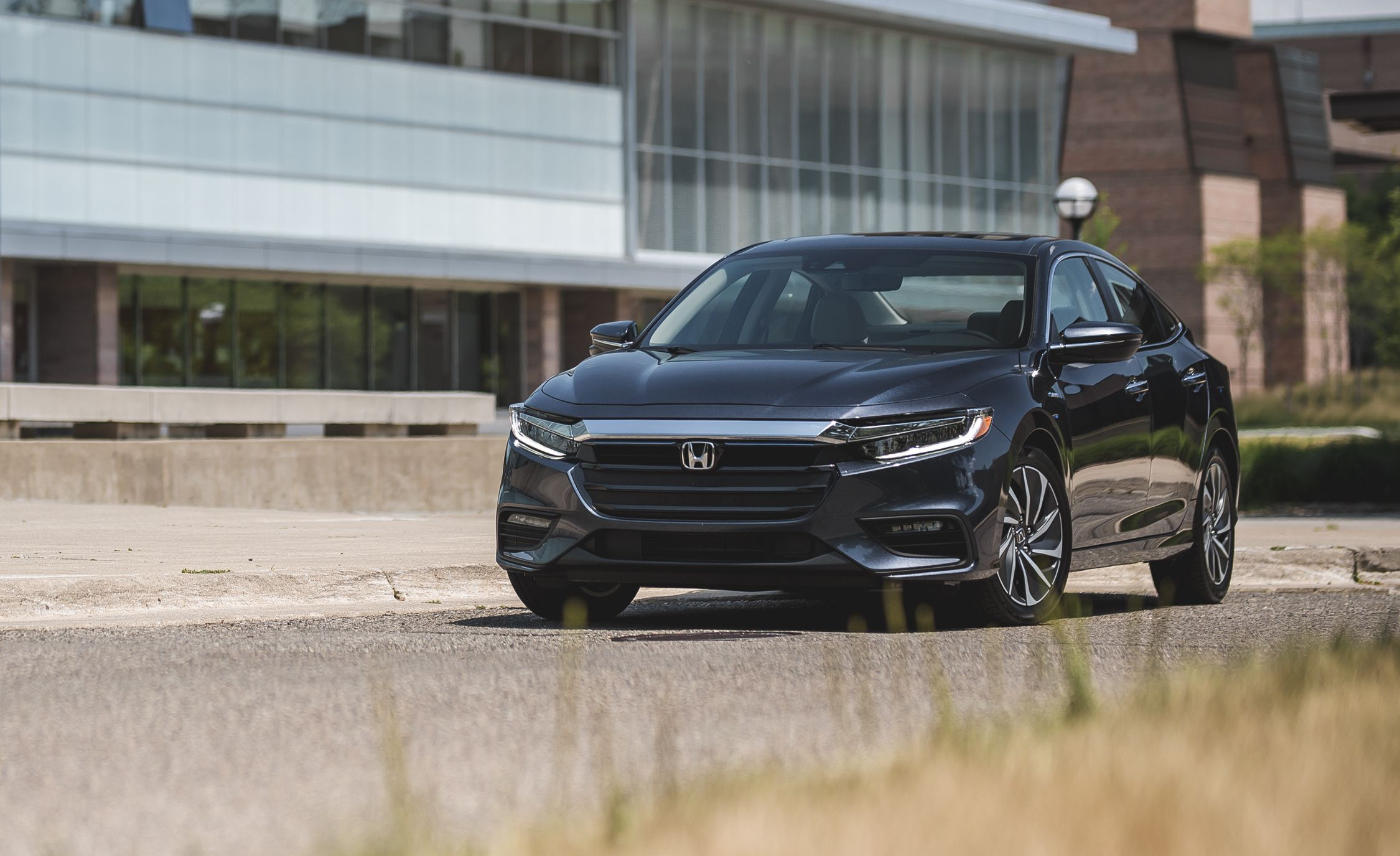2019 Honda Insight First Drive: 50 MPG and No Weirdness | Review | Car and  Driver