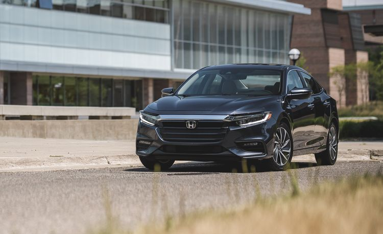 The 2019 Honda Insight Is Too Sophisticated to Shout about Being a Hybrid