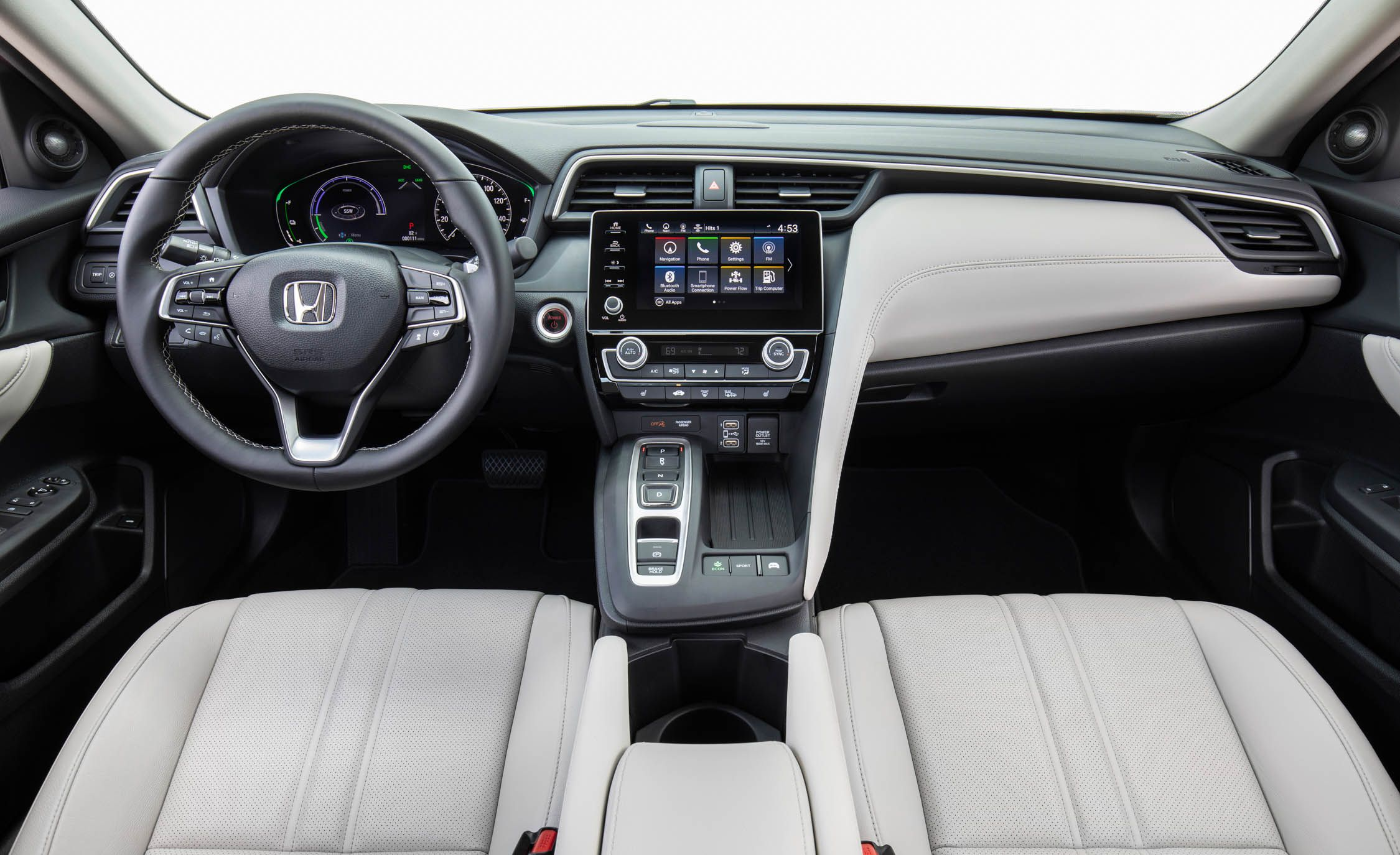 2019 Honda Insight Reviews Price Photos And Specs Car Driver