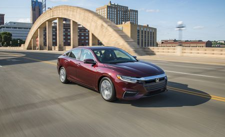 2019 Honda Insight - First Drive Review - Gallery
