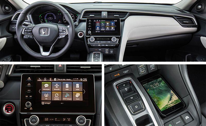 Honda Insight Reviews Price Photos And Specs Car Driver