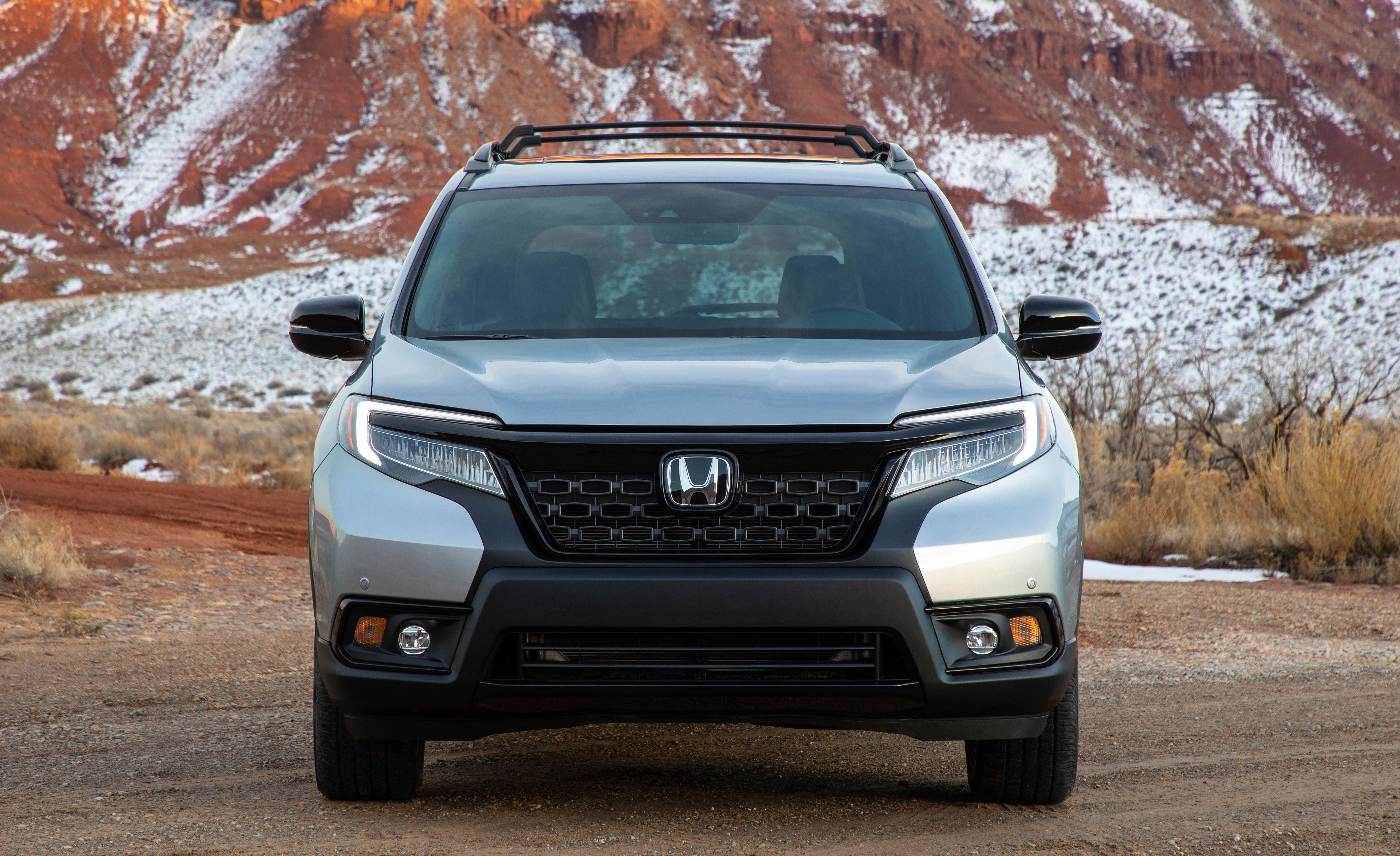 2019 Honda Passport Reviews Honda Passport Price Photos And