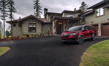 The 2019 Honda Pilot Is the Vehicle of Choice for HGTV's Dream Home Giveaway