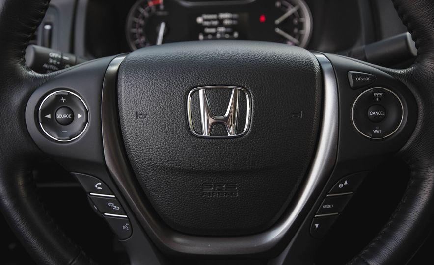 2019 Honda Ridgeline  - Slide 28