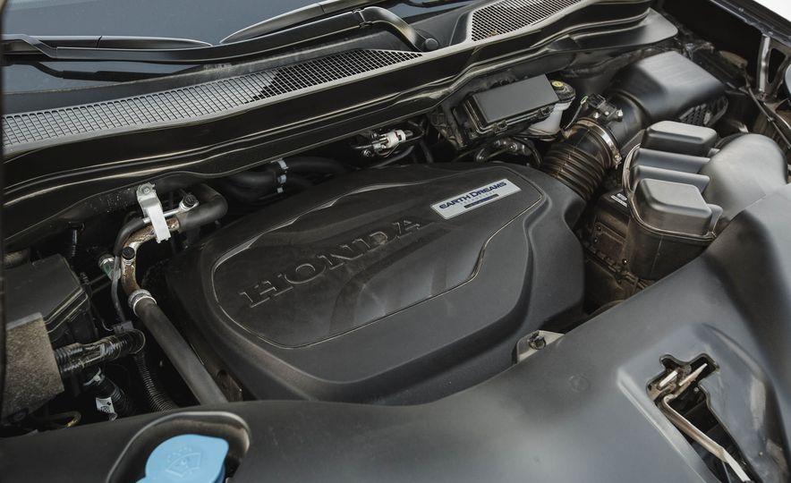2019 Honda Ridgeline  - Slide 49