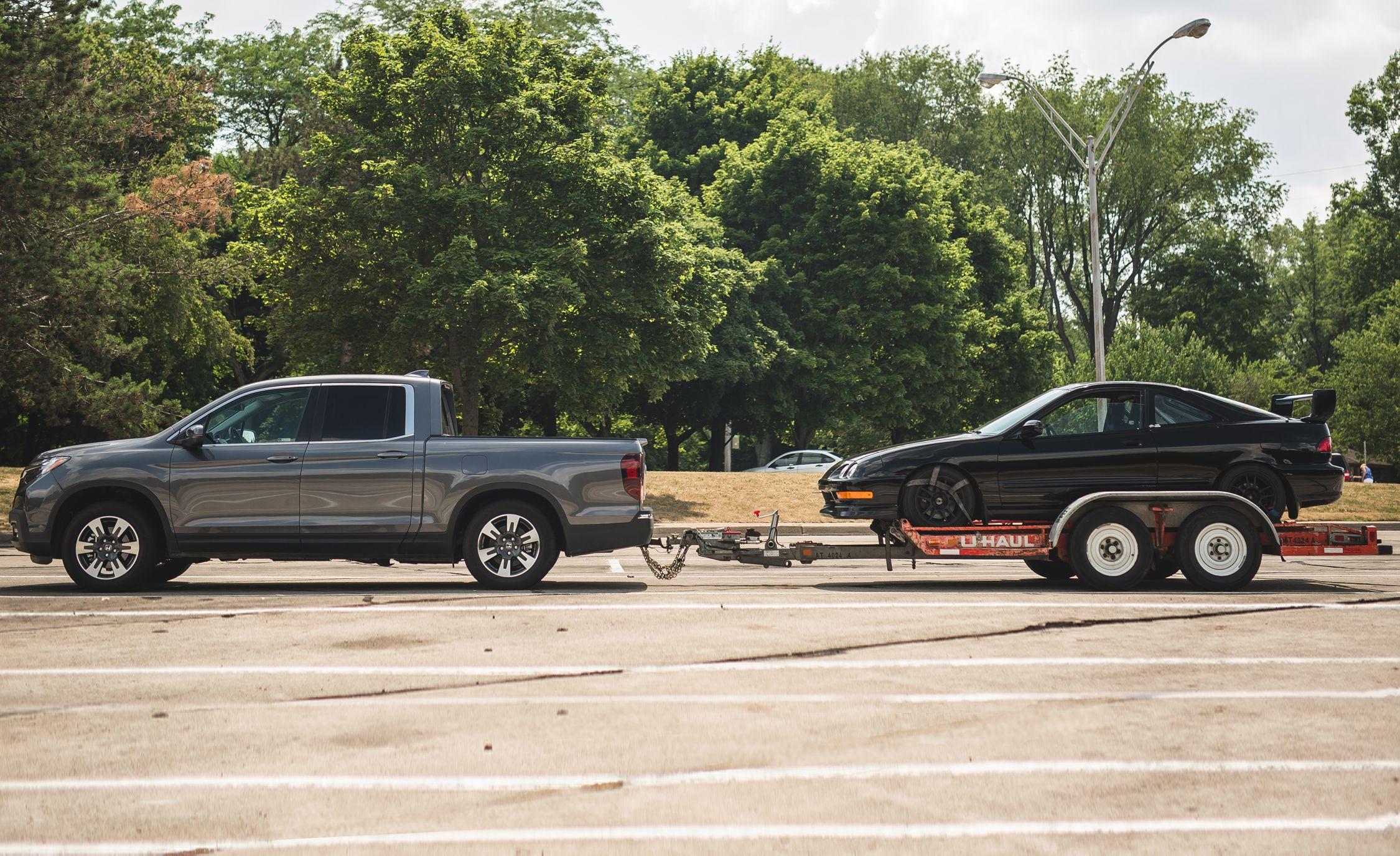 2019 Honda Ridgeline: Testing Towing in Our Long-Term Unibody Pickup