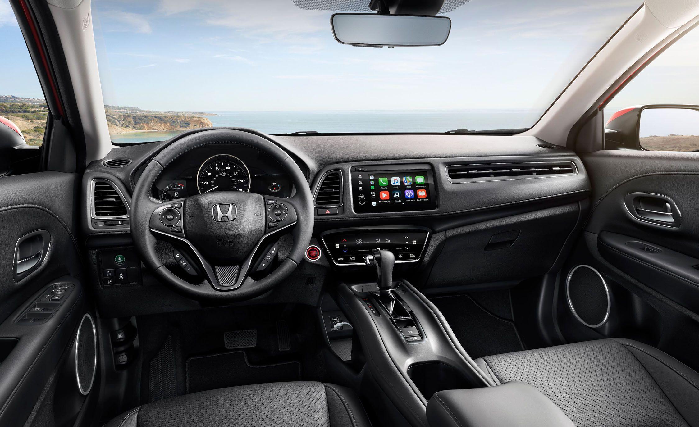 Honda Hr V Reviews Price Photos And Specs Car Alfa Romeo 156 Airbag Wiring Diagram Driver