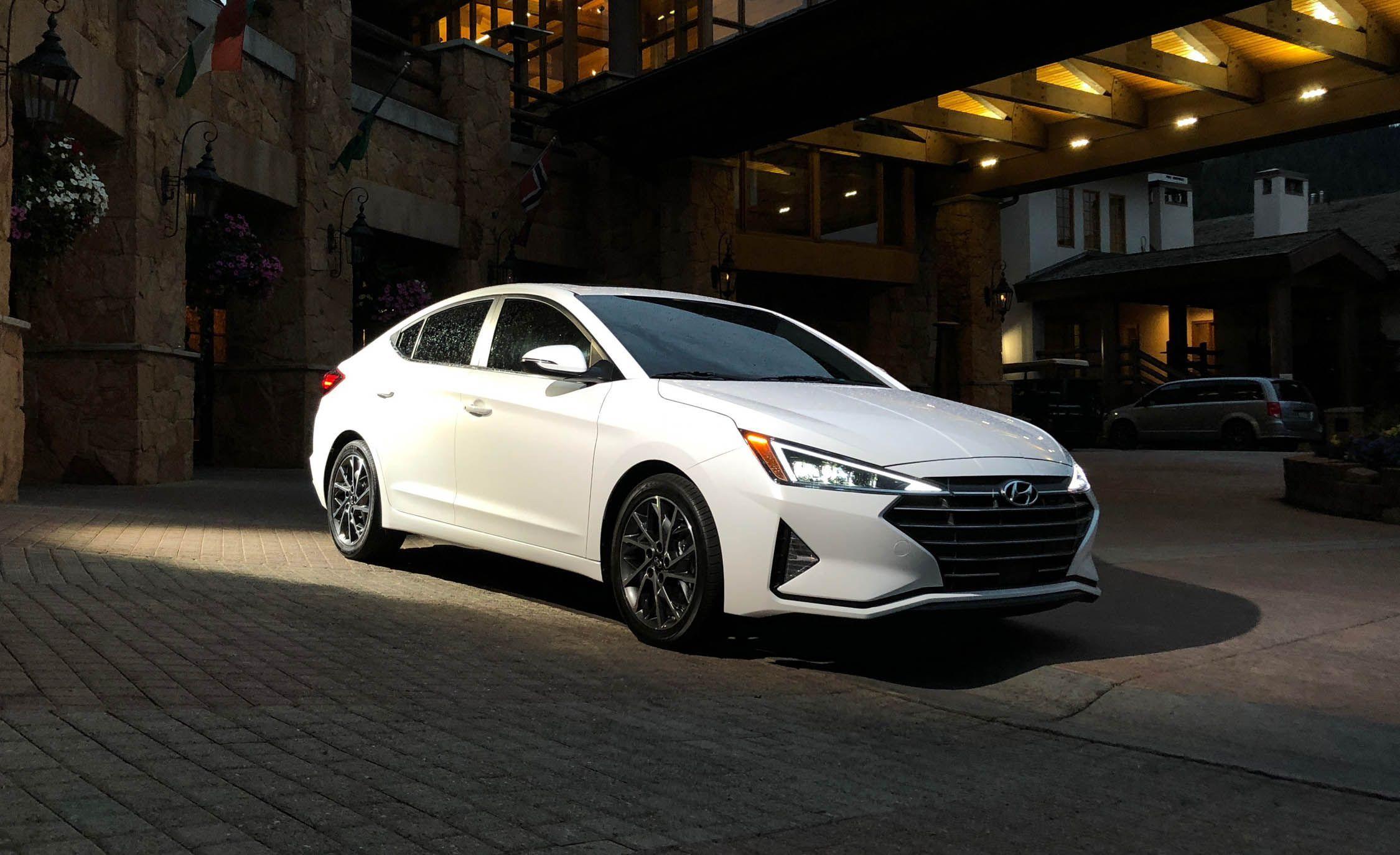 2019 Hyundai Elantra Reviews Hyundai Elantra Price Photos And