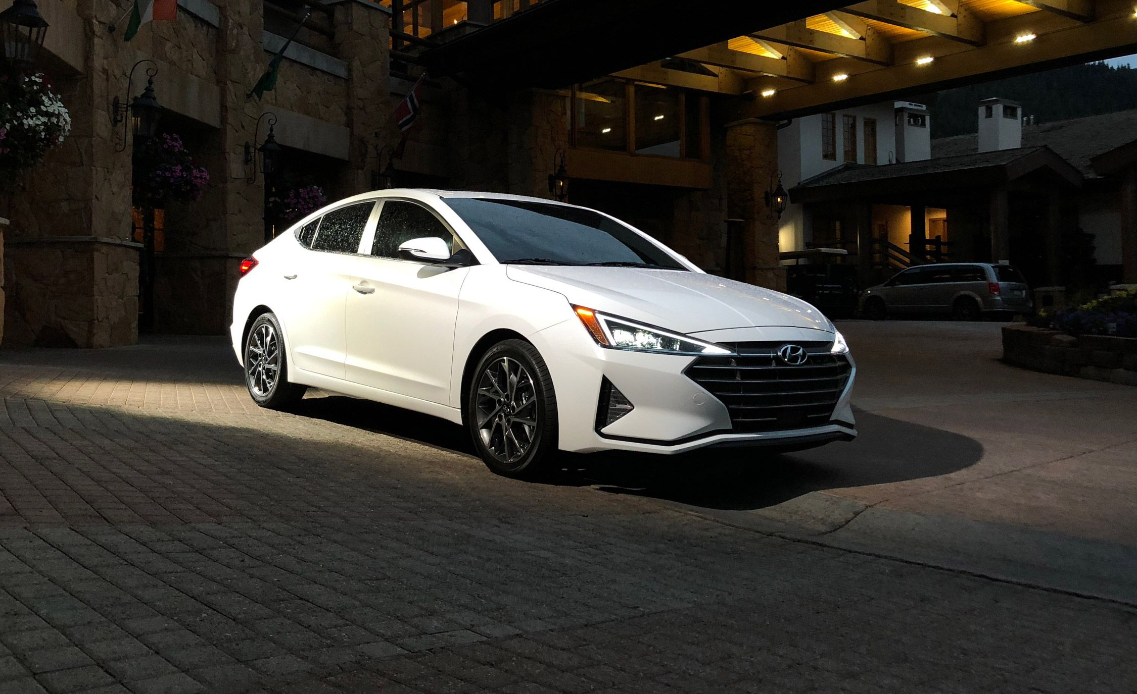 2019 Hyundai Elantra Sedan Has New Sheetmetal, More Safety Gear