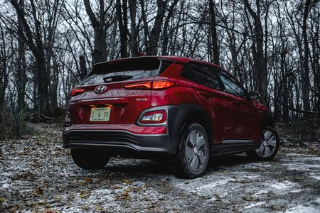The 2019 Hyundai Kona Electric Is a Bolt of Inspiration