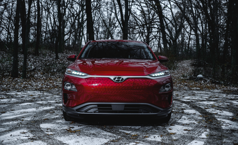 2019 Hyundai Kona Electric Reviews Price Photos And Specs Car Driver