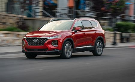 2019 Hyundai Santa Fe Loses the Sport, Keeps the Practicality