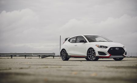 The 2019 Hyundai Veloster N Is an Insanely Good Performance Value