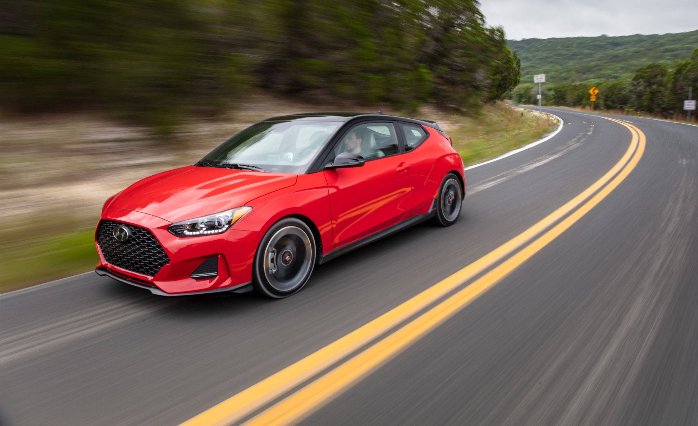2019 Hyundai Veloster First Drive Still Funky Way Better Than