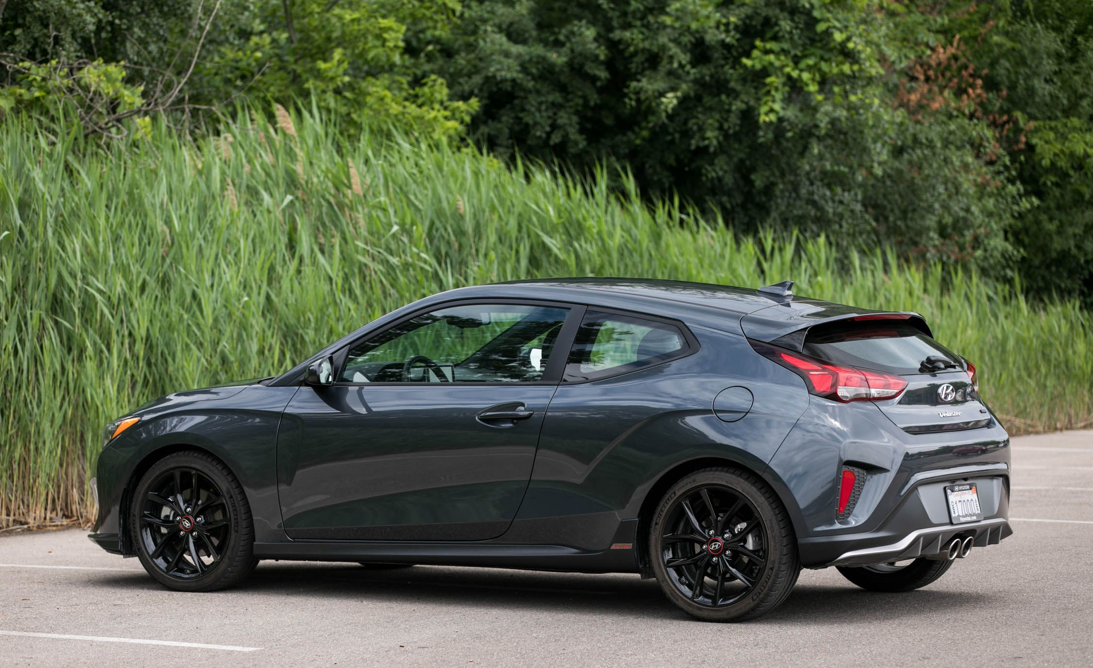 2019 Hyundai Veloster Reviews Price Photos And Specs Car Driver