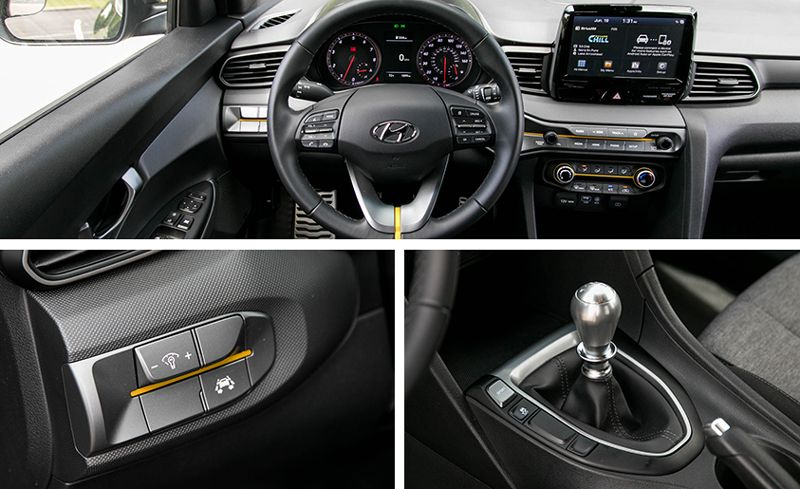 2019 Hyundai Veloster Turbo R-Spec Manual Test: The Price Is Light ...