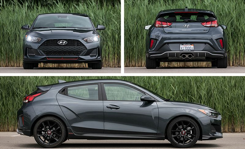 2019 Hyundai Veloster Reviews Hyundai Veloster Price Photos And