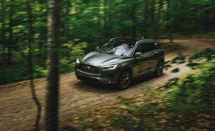 The 2019 Infiniti QX50 and Its Unique Engine Settle In for the Long Haul