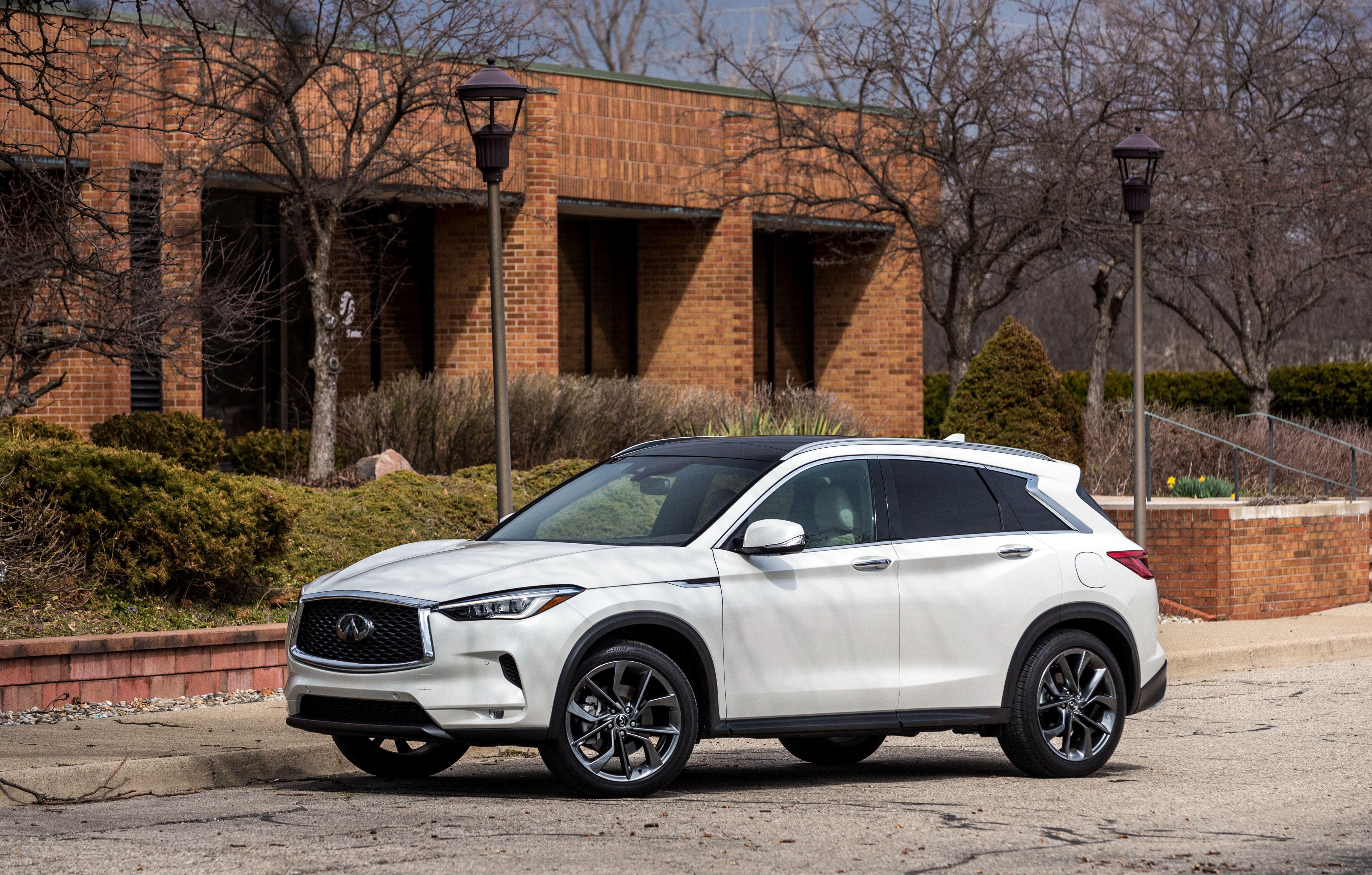 2019 Infiniti Qx50 Reviews Price Photos And Specs Car Driver