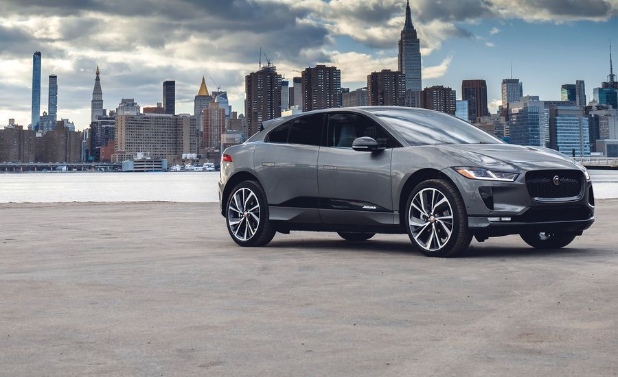 Jaguar I-Pace EV Dissected: Powertrain, Design, Tech, and More!