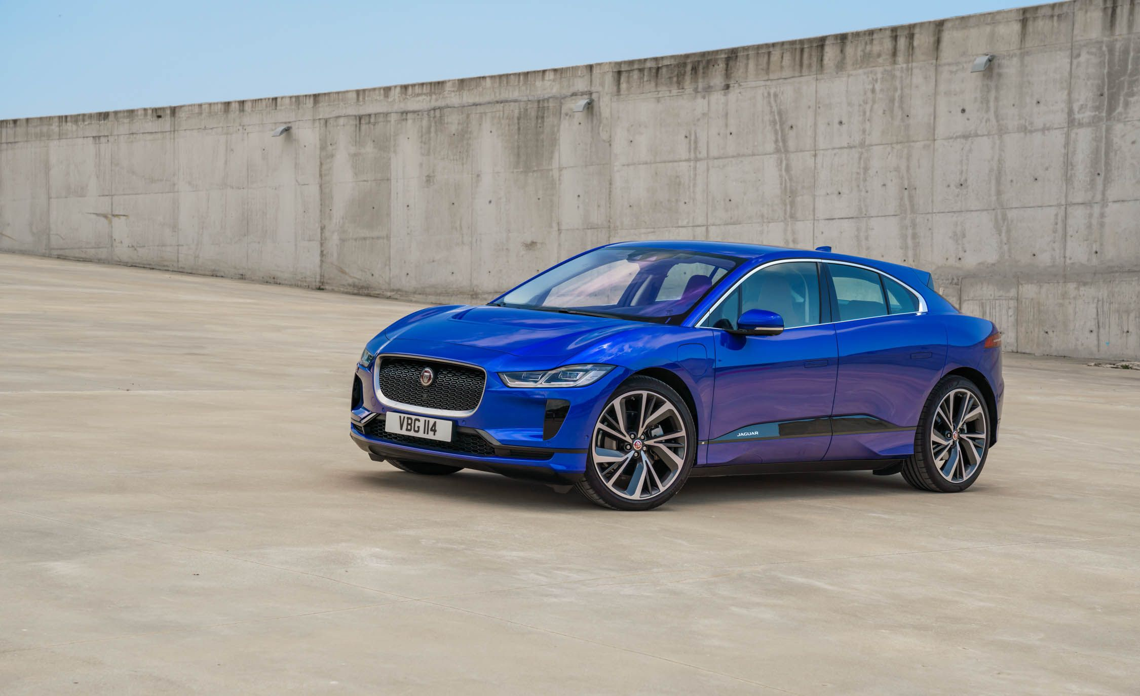 Jaguar Is Reportedly Considering Going Fully Electric across Its Entire Lineup
