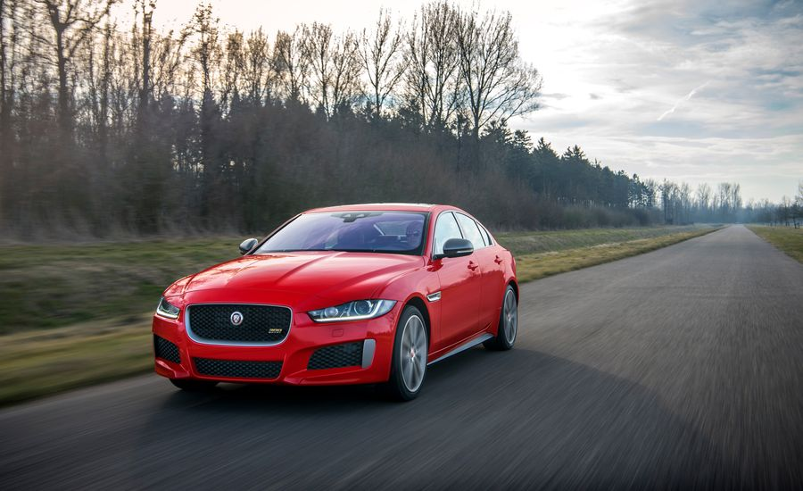 Sugar and Spice: Jaguar Adds XE 300 Sport and Landmark Special Editions