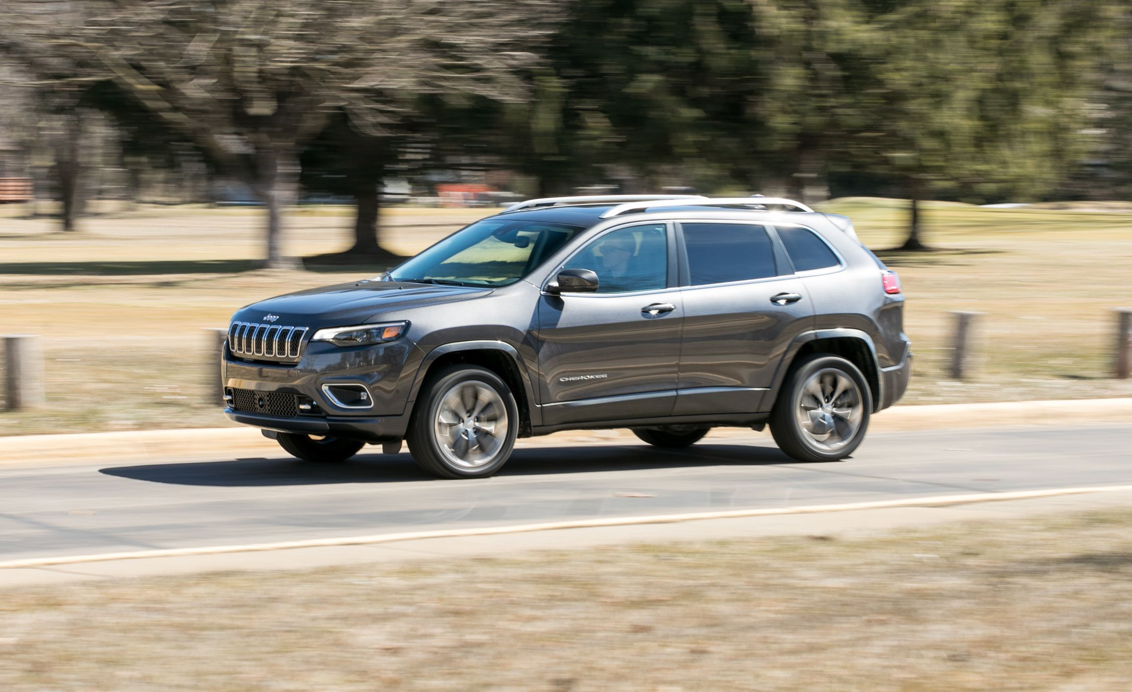 2019 jeep cherokee in depth model review car and driver rh caranddriver com Jeep Cherokee Coupe Custom Jeep Cherokee