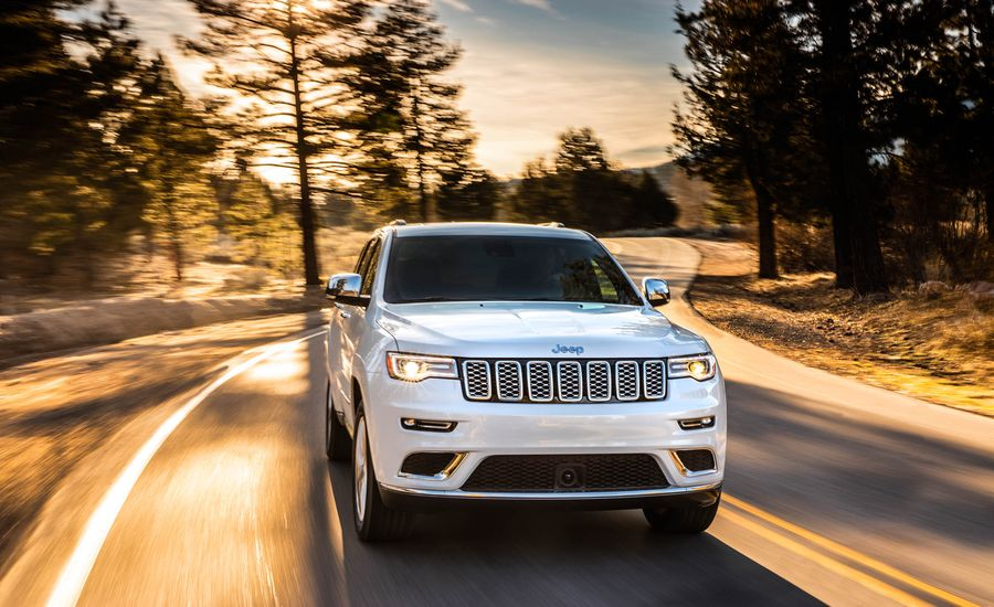 2019 Jeep Grand Cherokee Review – Performance and Driving ...