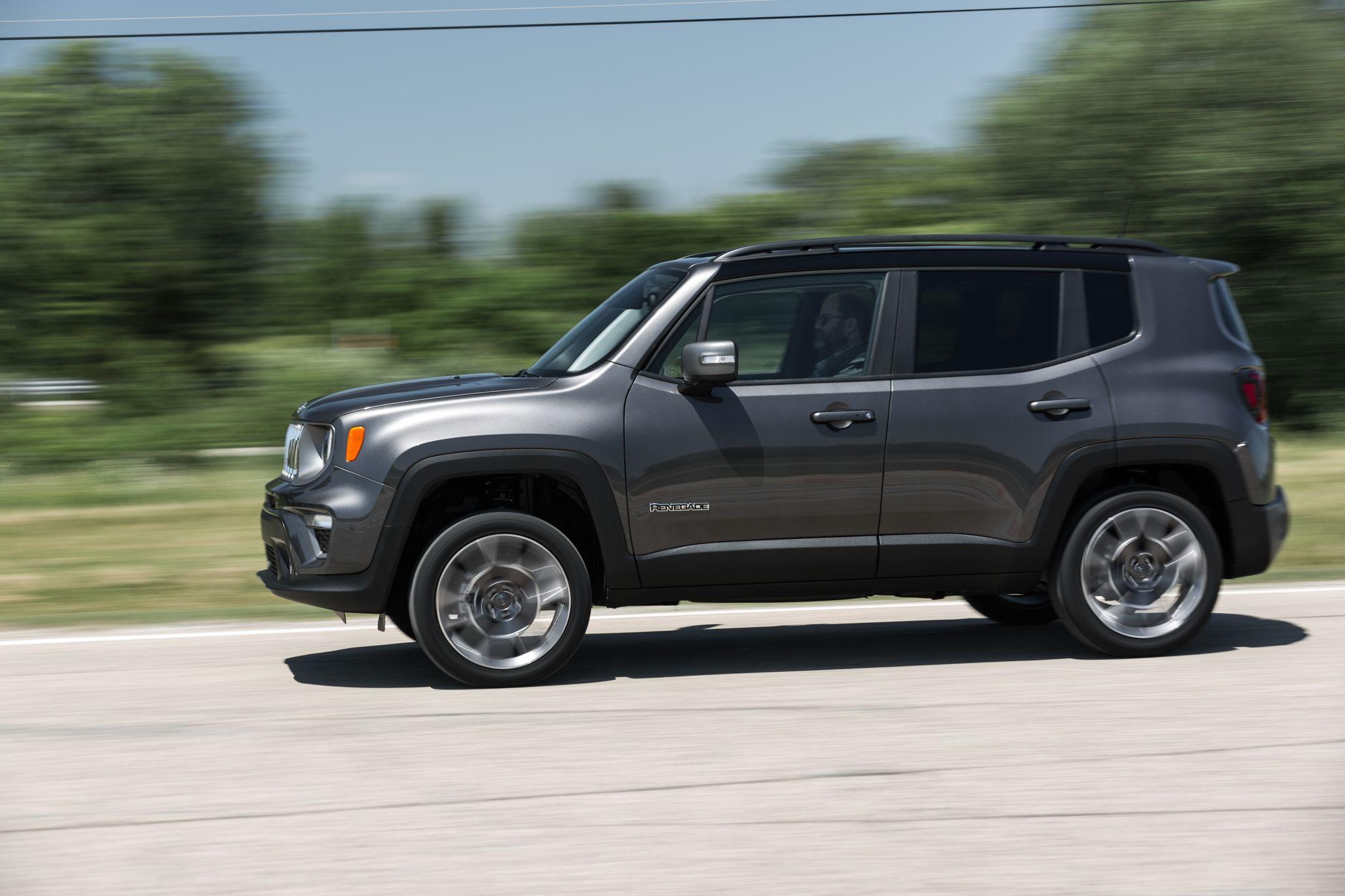 2019 Jeep Renegade Reviews Price Photos And Specs Car Driver