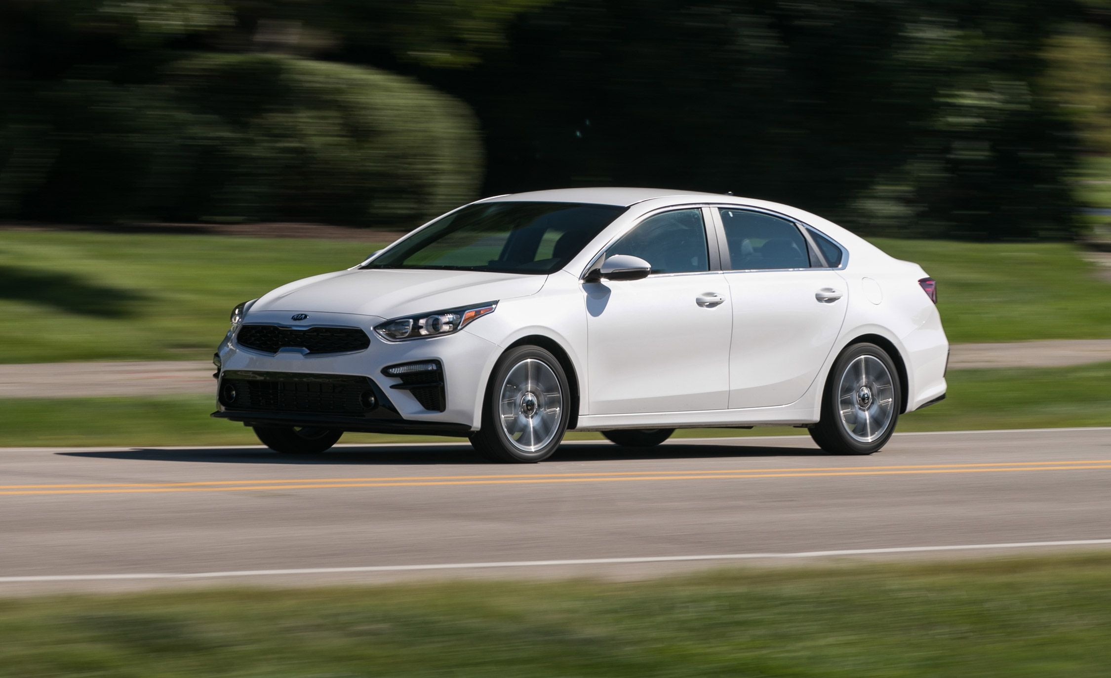 2020 Kia Forte Forte5 Reviews Kia Forte Forte5 Price Photos