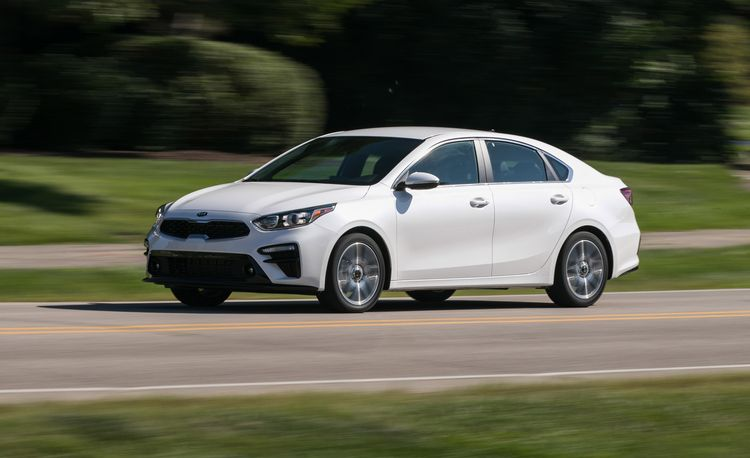 The 2019 Kia Forte's Strong Suits Are Style and Value