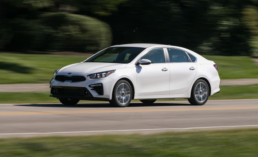 The 2019 Kia Forte S Strong Suits Are Style And Value