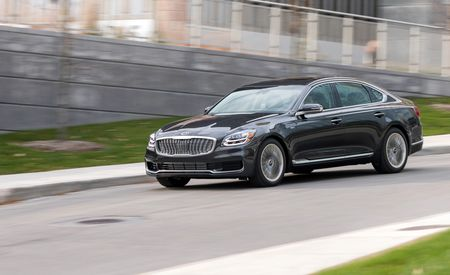 The 2019 Kia K900 Is Far Better Than It Has a Right to Be