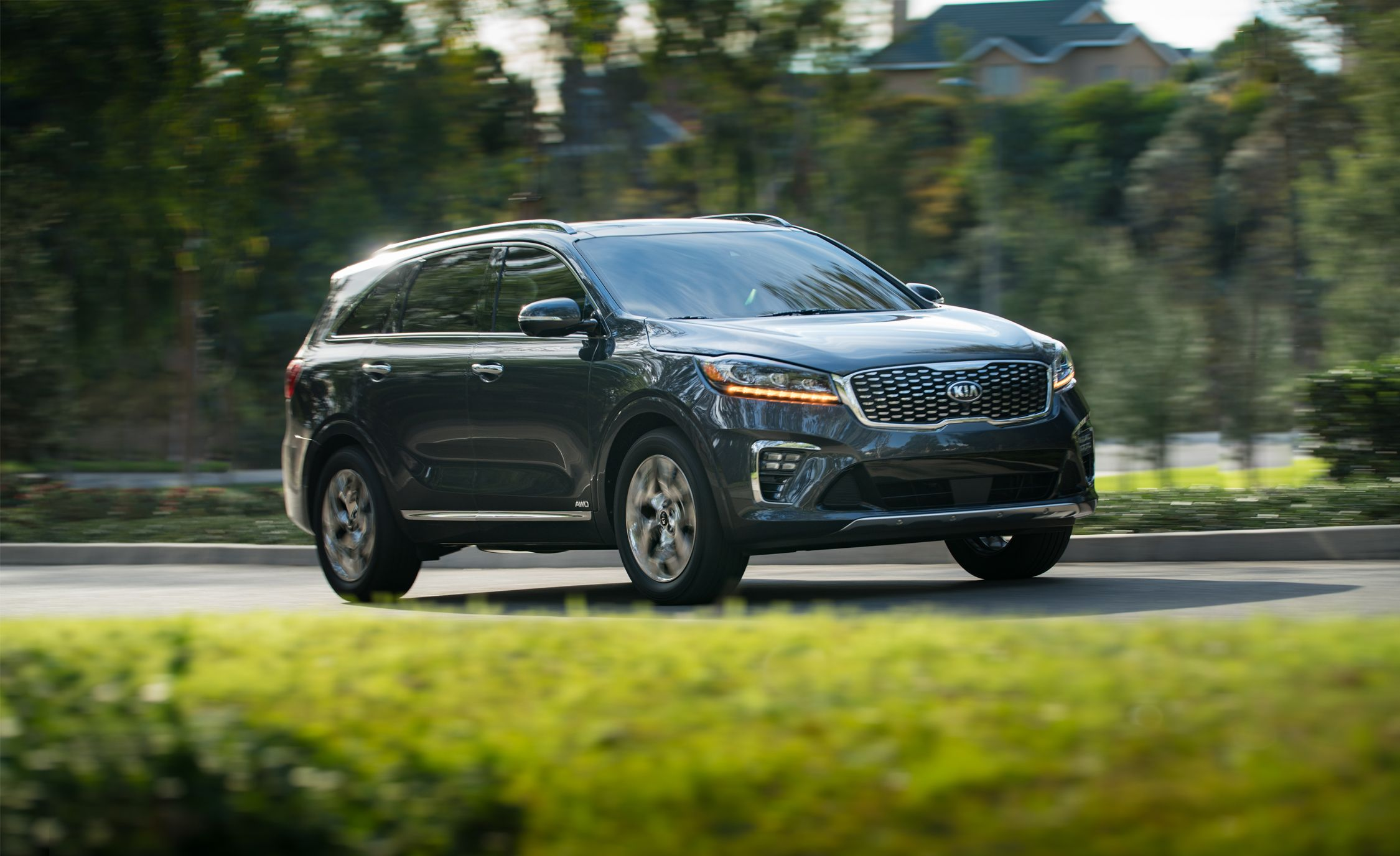 2019 kia sorento first drive updated to keep pace review car and driver. Black Bedroom Furniture Sets. Home Design Ideas