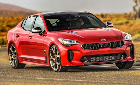 The 2019 Kia Stinger Gets More Standard Equipment and a Slightly Higher Price