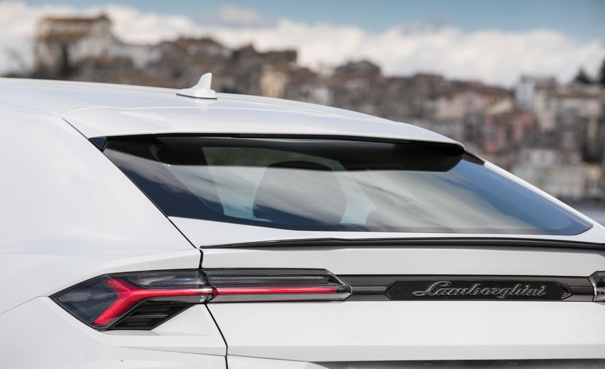 2019 Lamborghini Urus - Slide 19