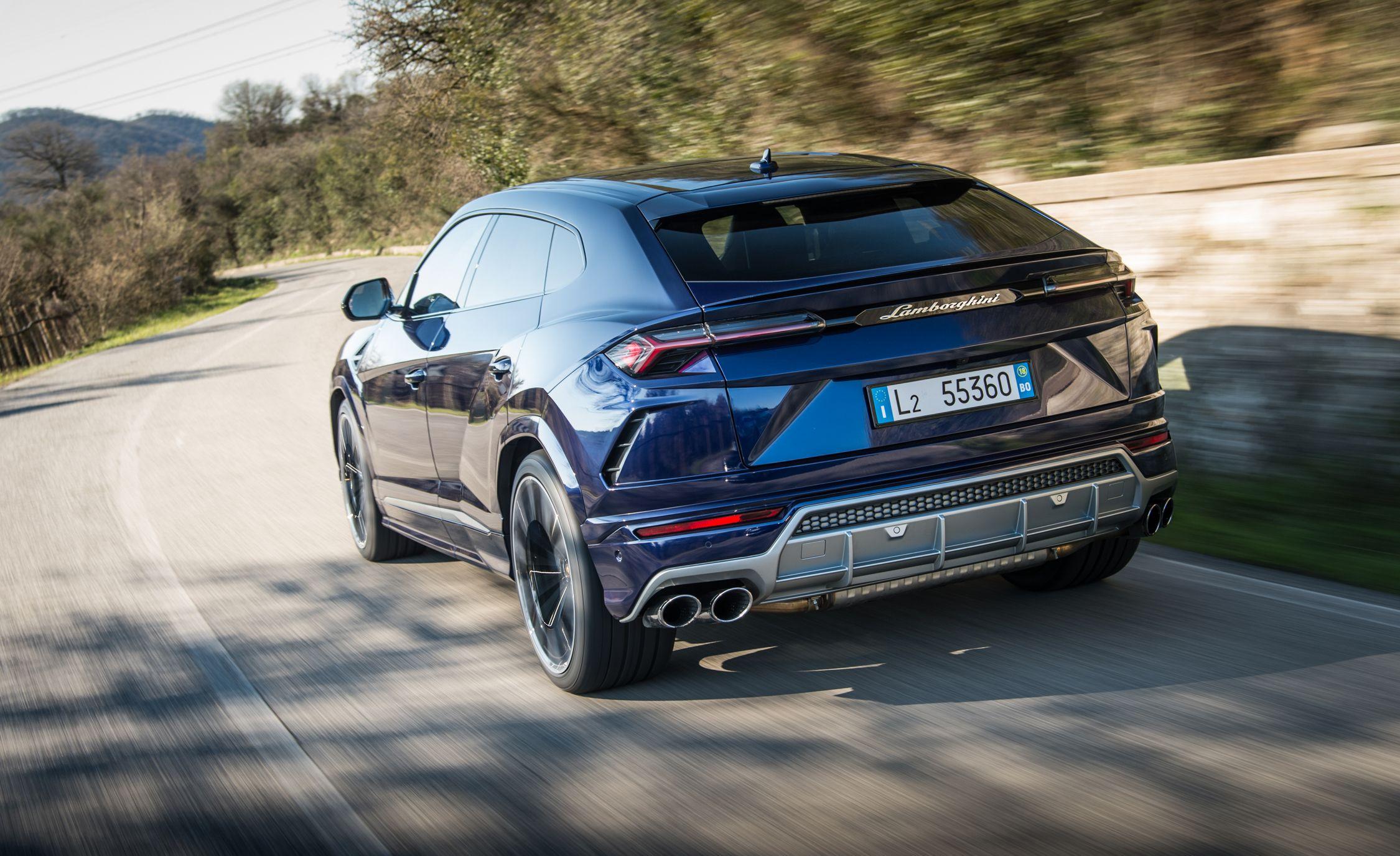 Lamborghini Urus Reviews | Lamborghini Urus Price, Photos, and Specs ...