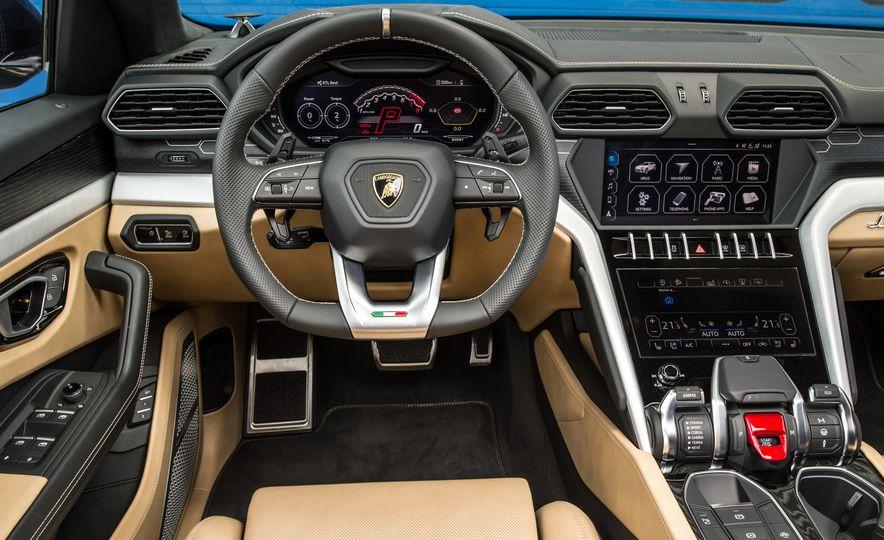 2019 Lamborghini Urus - Slide 32