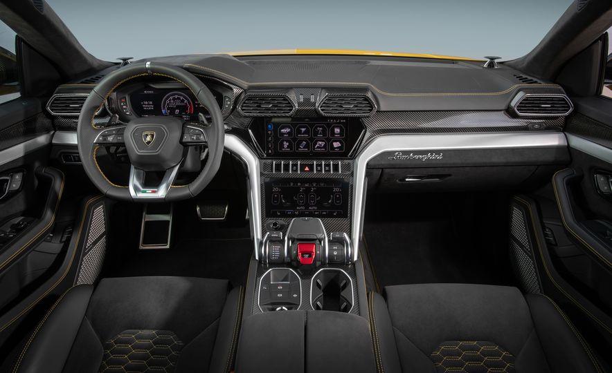 2019 Lamborghini Urus - Slide 51