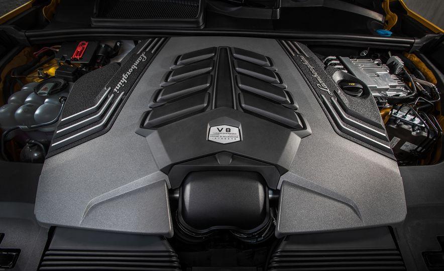 2019 Lamborghini Urus - Slide 54