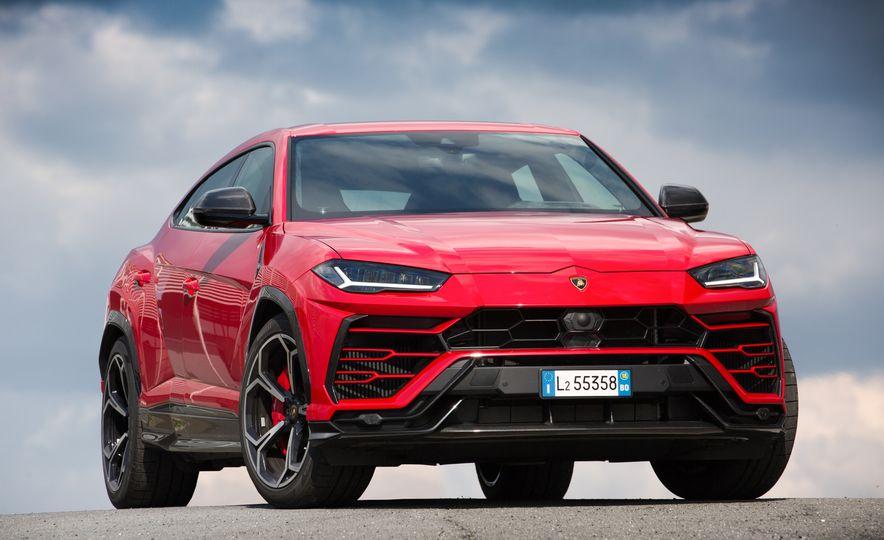 2019 Lamborghini Urus - Slide 62