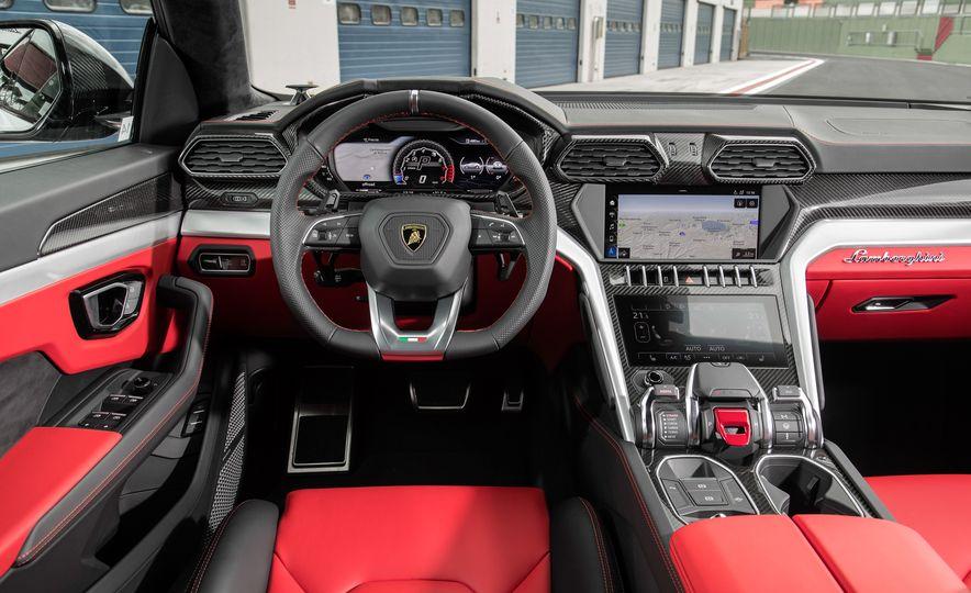 2019 Lamborghini Urus - Slide 64