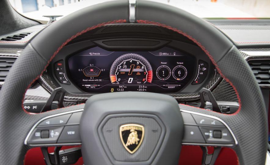 2019 Lamborghini Urus - Slide 66